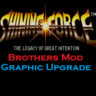 Shining Force Graphic Upgrade & Brothers Mod Merged patch