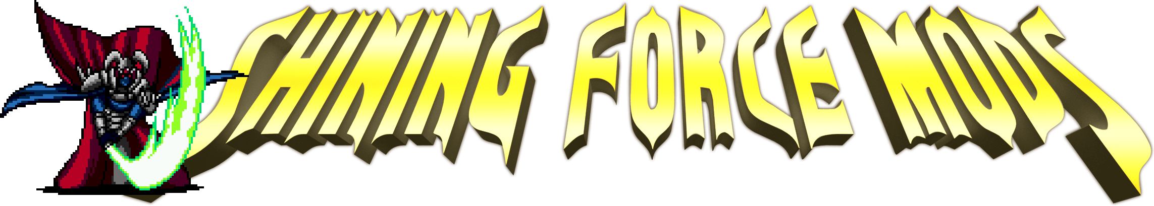 Shining Force Mods Community logo